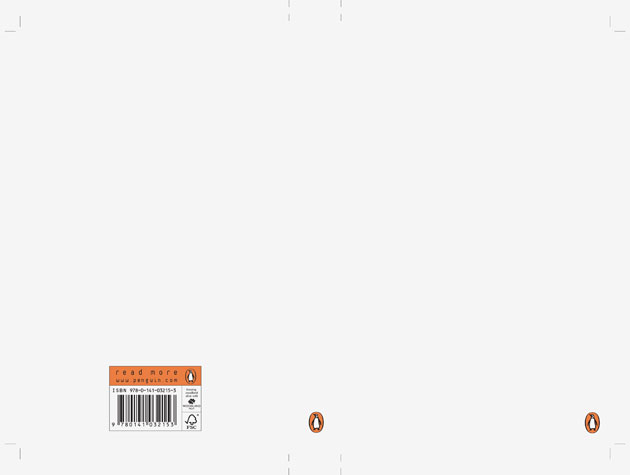Penguin Book Cover Template : Penguin design award we made this
