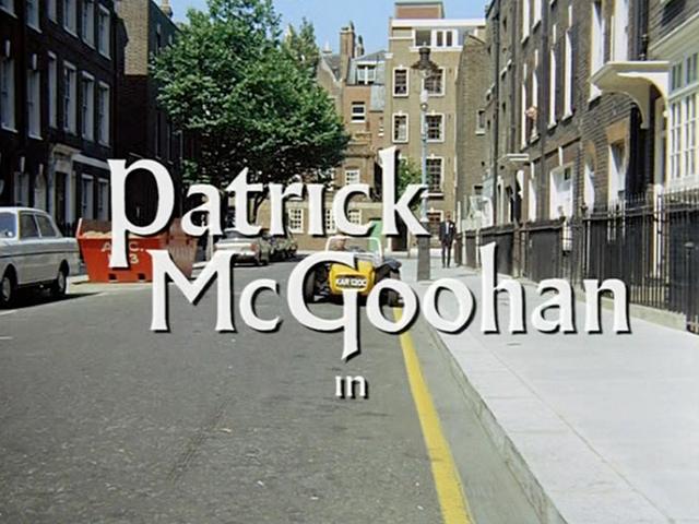 Opening McGoohan