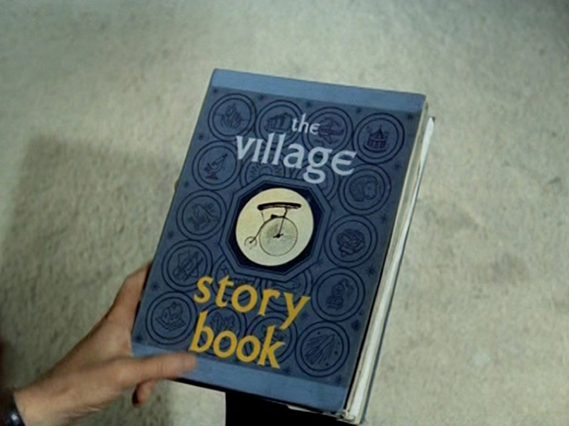 The village storybook