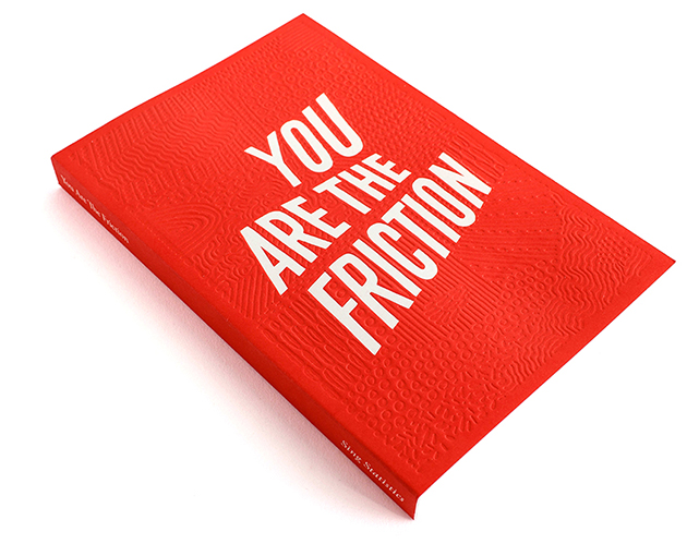 you are the friction cover