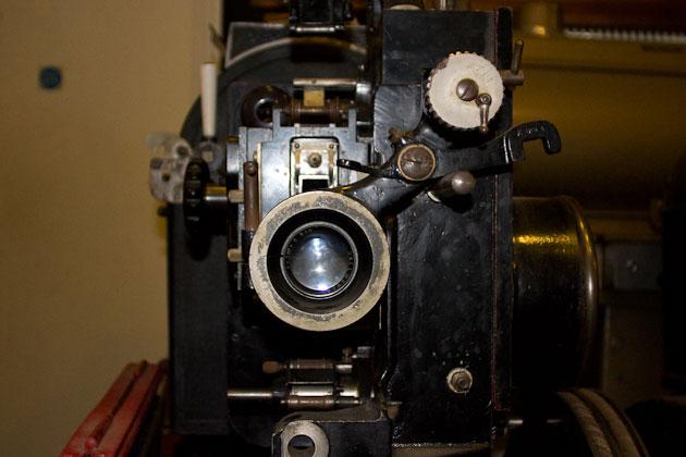 projector lens