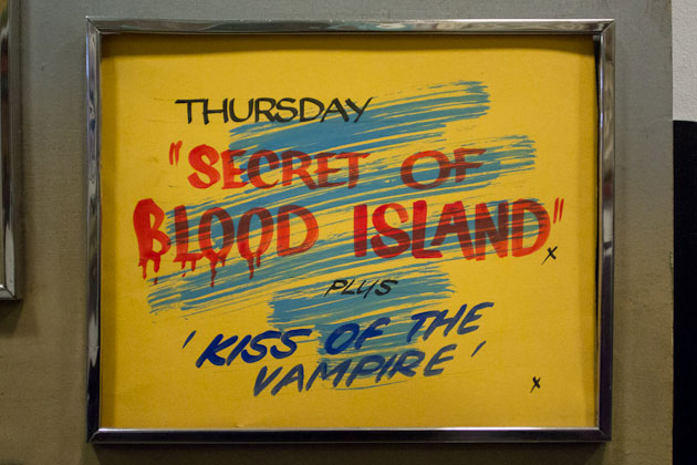 secret of blood island