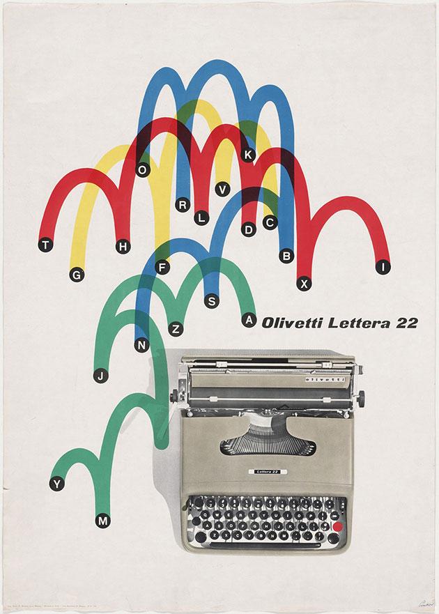 Pintori-Olivetti-Lettera22