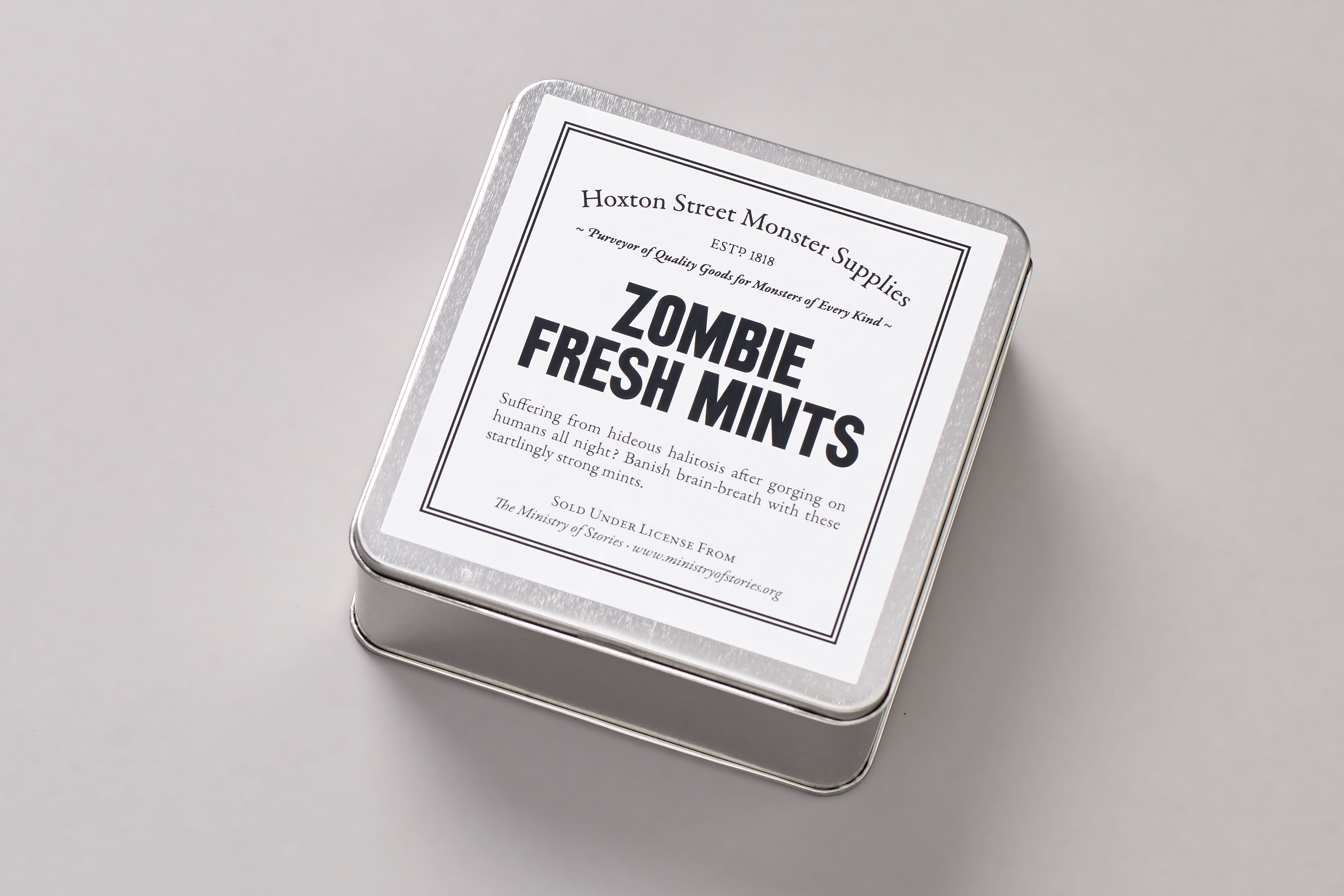 Zombie-Freshmints