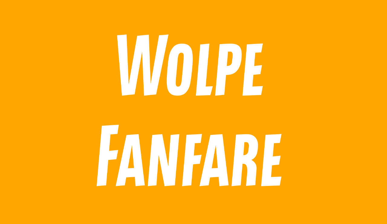 The Wolpe Collection - We Made This